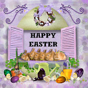 Wishing You ALL A Very Happy Easter weekend! scrapcat easterapril