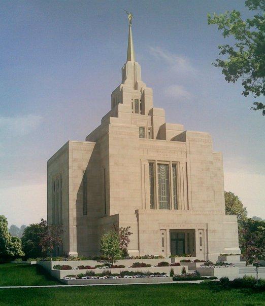 The Kiev Ukraine Temple