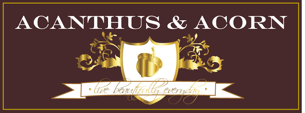 Acanthus and Acorn