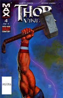 Thor and Vikings 04