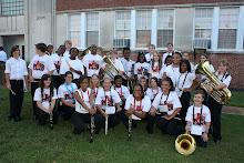 2008-2009 8th Grade Band