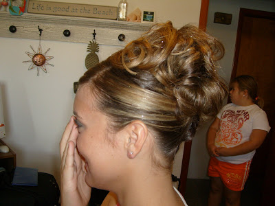 hair updo prom hairstyles