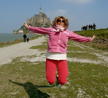 "The ""pilgrimage"" to Mont Saint Michel… France"