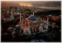 Hayia Sofia, Istanbul - Constantinoupolis