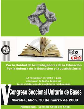 V Congreso Unitario