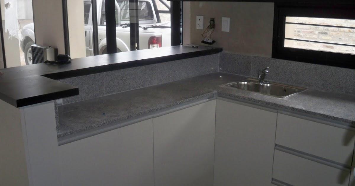 Aktual muebles mueble de cocina con desayunador for Muebles de oficina sarmiento 1400