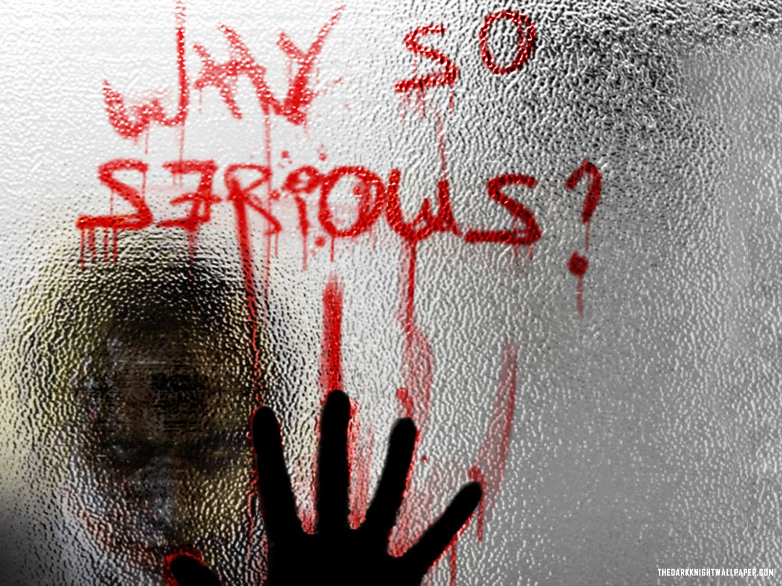 Why So Serious logo