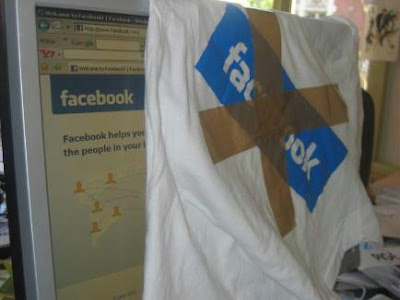 Anti Facebook shirt