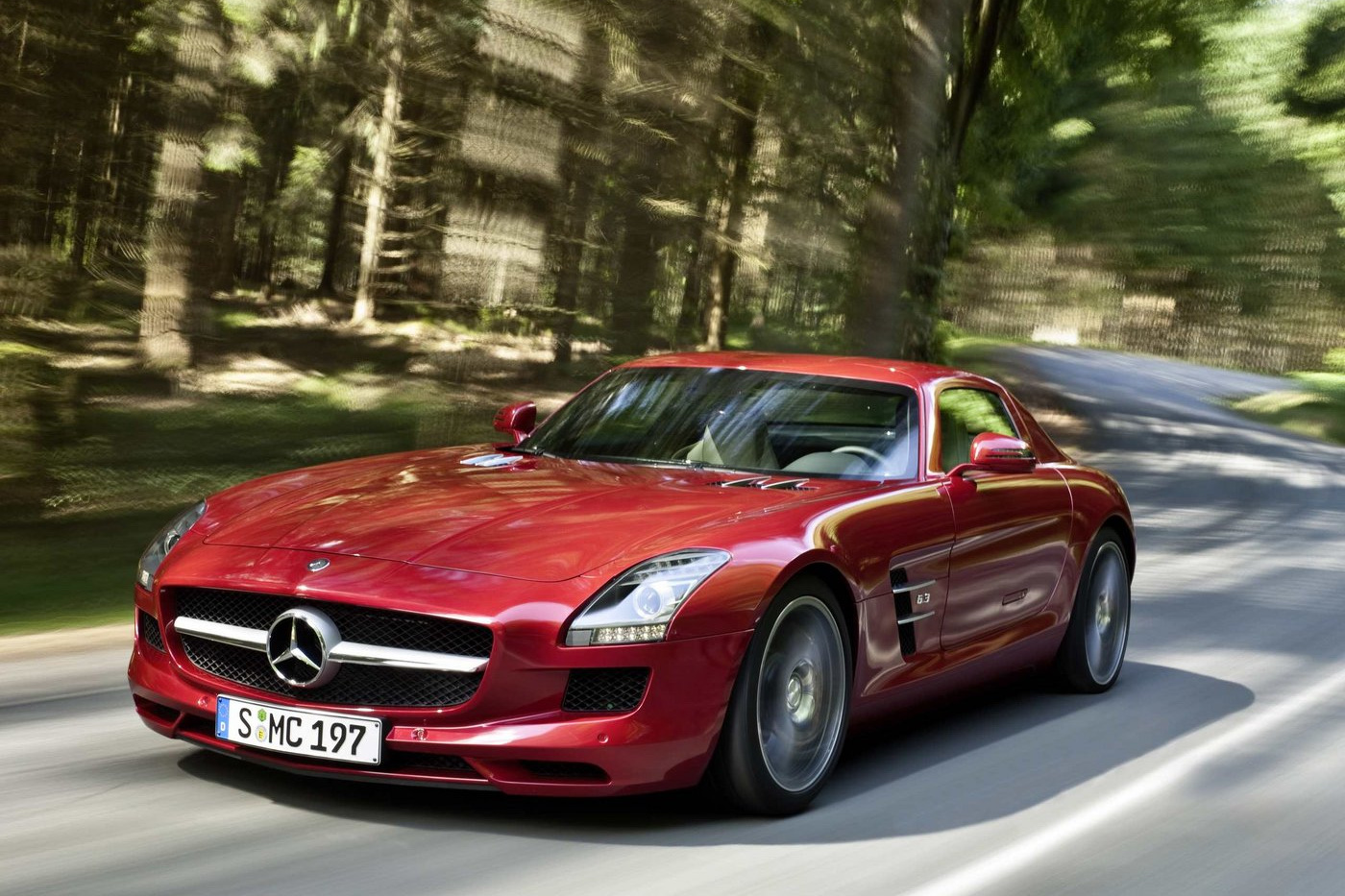 Mercedes sls for Mercedes benz best cars