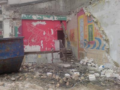 Rio in ruins