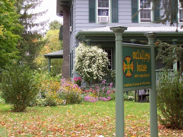 Taughannock Falls Bed And Breakfast