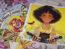 John Denver Books from my friend Cindee