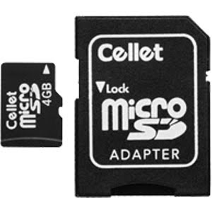 microSD Memory Cards