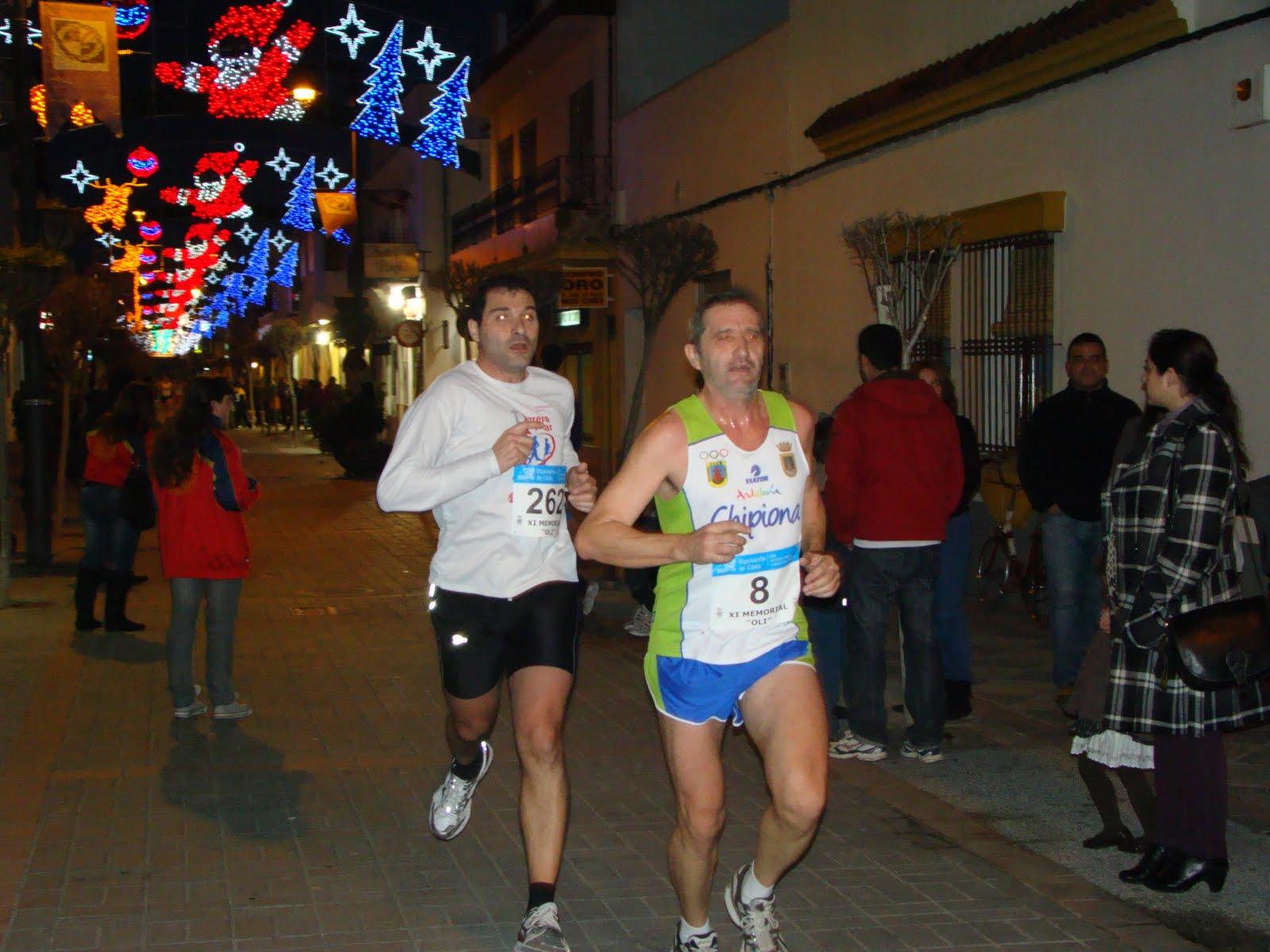 Club atletismo chipiona celebramos la xvii carrera - Sakura el puerto de santa maria ...