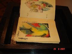 Libro de Artista Serie Guarani-Tupi