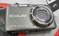 CASIO EXILIM High Speed EX-FC100