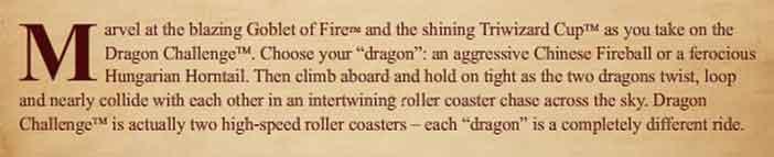 Dragon Challenge
