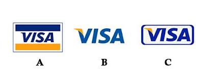 Visa logos