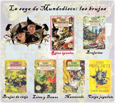 Witches novels