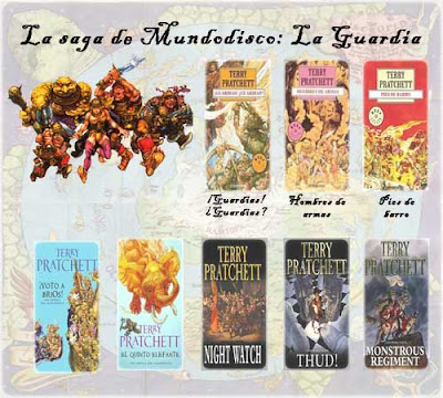 The Watch novels