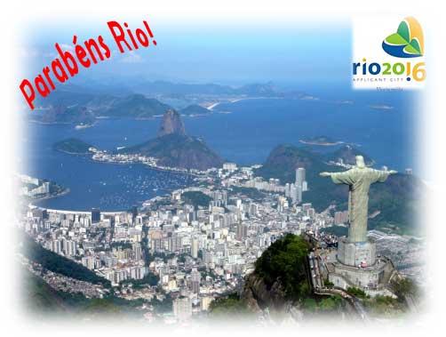 Congratulations Rio
