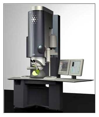 microscopio Titán