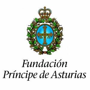 Fundación Príncipe de Asturias coat of arms