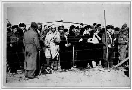 Argelès sur Mer, 1939
