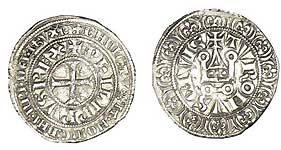 Gros Tournois coin