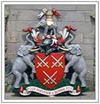 Cutlers coat of arms