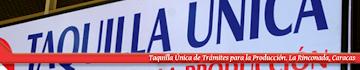TAQUILLA ÚNICA