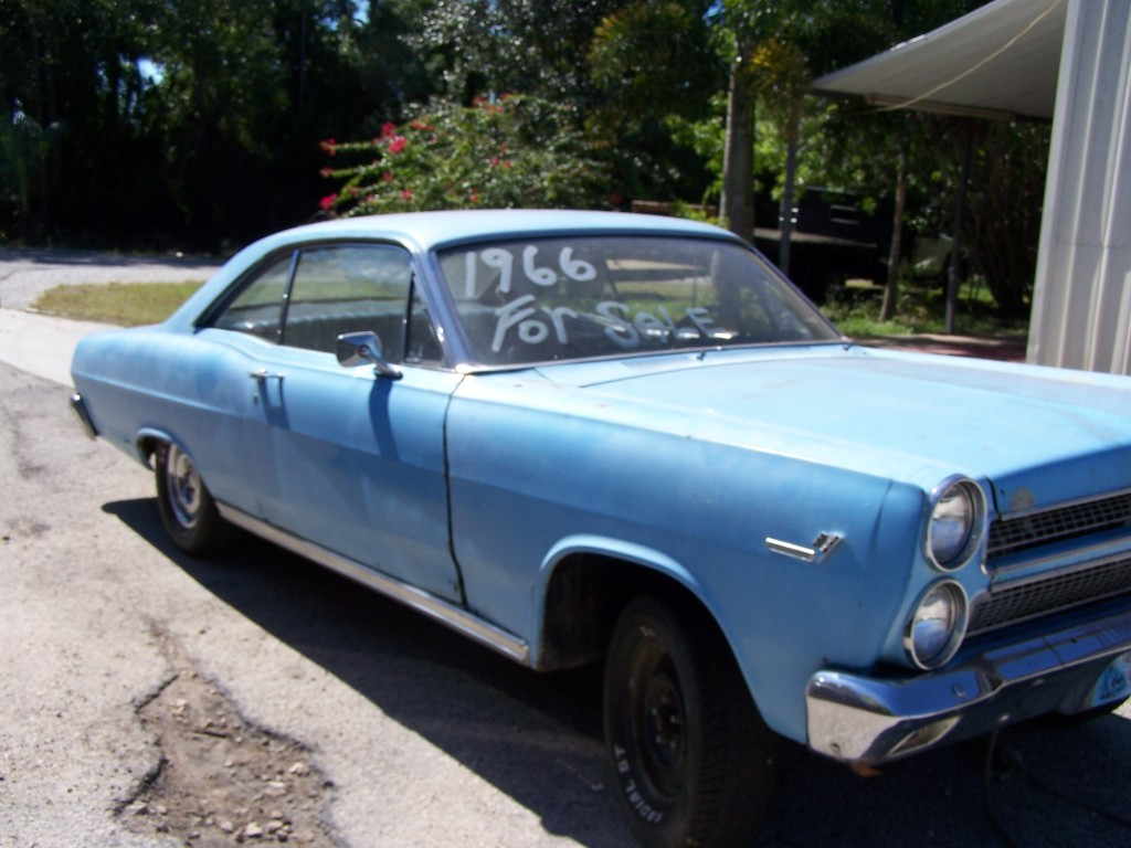 Not Just Another Rusty Ride: OldRide Find of the Day - 1966 Mercury ...