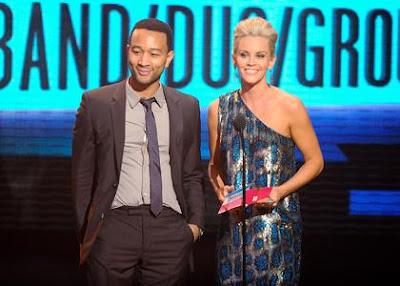 Jenny McCarthy,  American Music Awards, Entertainment