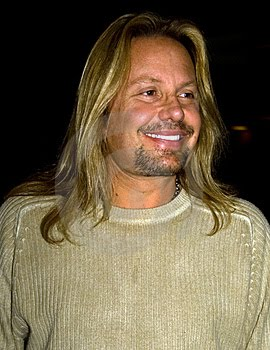 Vince Neil , American  Musician
