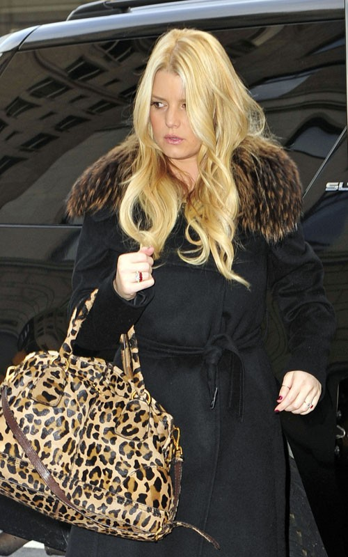 Jessica Simpson, Entertainment