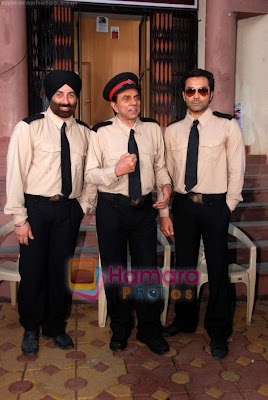Yamla Pagla Deewana, movie