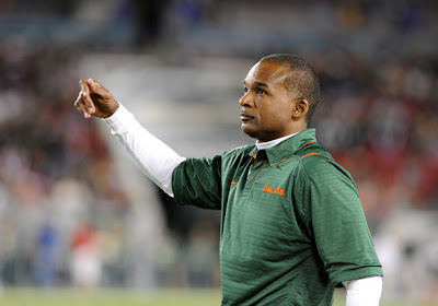 Randy Shannon,Football  player