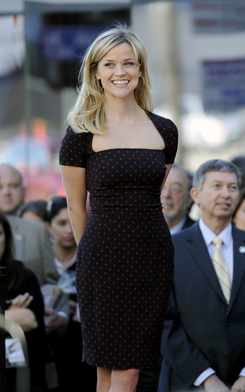 Reese Witherspoon, Beautiful Hollywood Lady