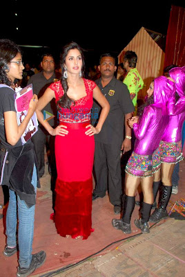 Katrina Kaif at Zee Rishtey Awards 2010