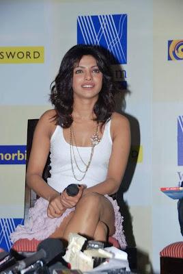 Priyanka Chopra at launch of Sonal Kalras Book