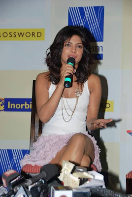 Priyanka Chopra at launch of Sonal Kalras Book