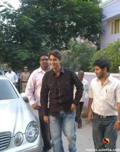Mahesh Babu, Actor