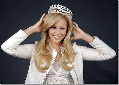 Candice Crawford, American beauty queen