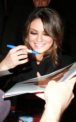 Mila Kunis, Actress