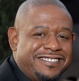 Forest Whitaker, American actor, producer