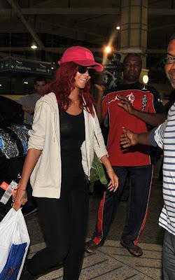 Rihanna, Celebrity Gossip