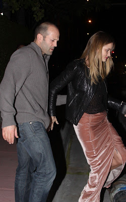 Rosie Huntington-Whiteley,Jason Statham, Celebrity Gossip