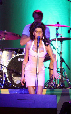 Amy Winehouse, singer