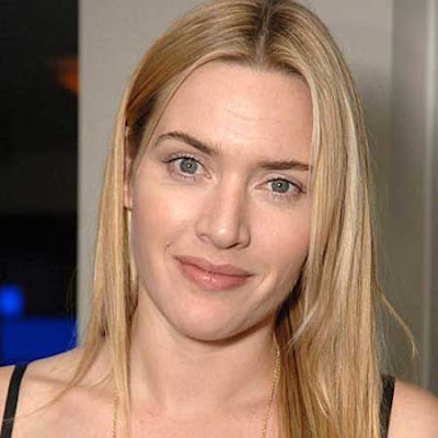 Kate Winslet, English actress