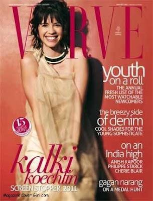 Kalki Koechlin, Verve Magazine